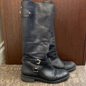 Enzo Angiolini Knee High Riding Boots